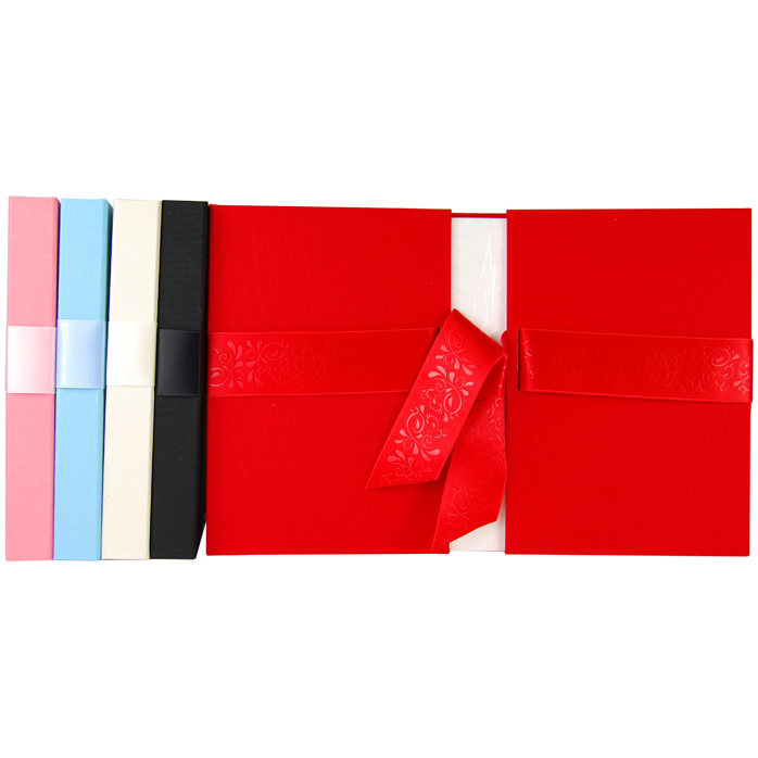 v. transehe photo album PORTES 35/23 red
