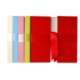 Photo album Portes 32/34 red