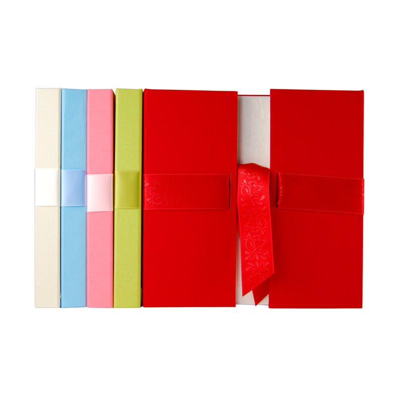 v. transehe photo album PORTES 25/25 red