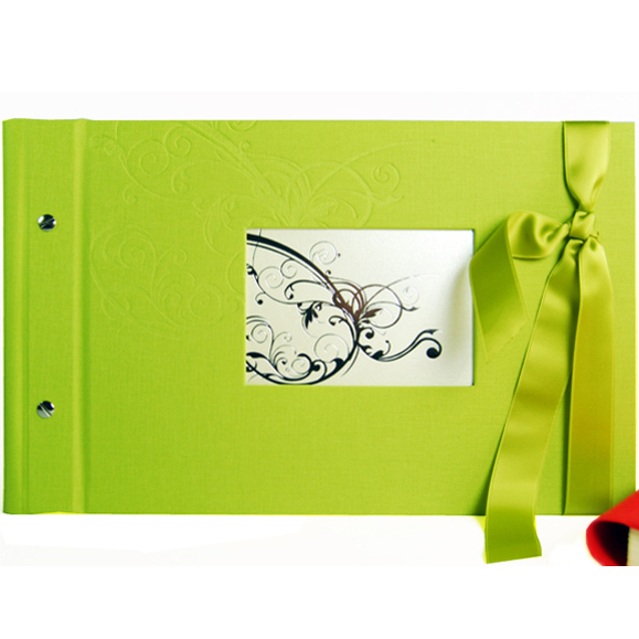 v. transehe album TENDRIL WINDOW 23/35 green